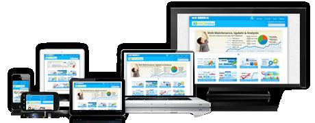 Diseño Web Responsive, adaptar tu web a diferentes dispositivos móviles